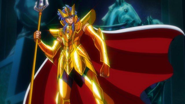 Foto (Reprodução): Saint Seiya Omega : Ultimate Cosmo conta um história diferente do Anime.